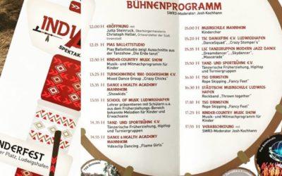 Stadtfest Ludwigshafen 30.6.2019