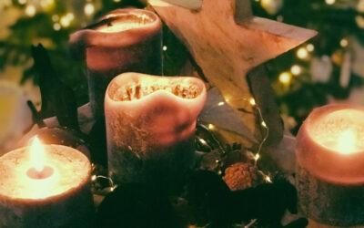 Wir wünschen einen schönen 4. Advent