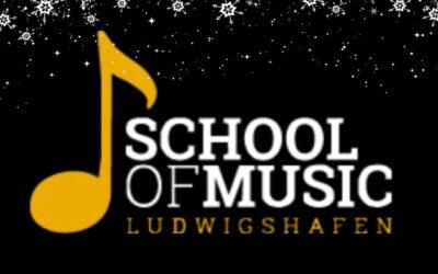 Musikalischer Weihnachtsgruß aus der School of Music Ludwigshafen