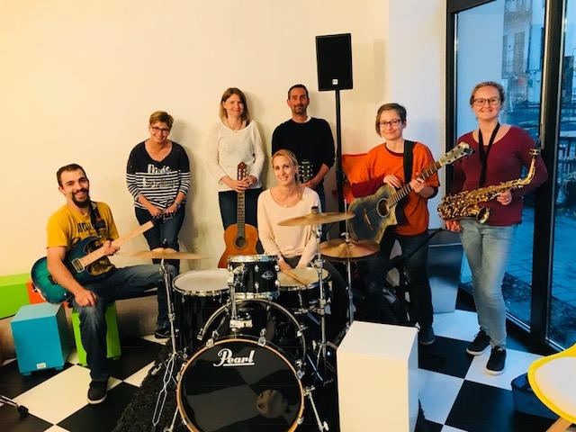 Impressionen Workshops Herbstferien 2019